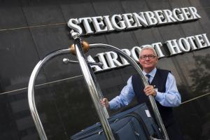 Steigenberger Airport Hotel Amsterdam, Szállodák  Schiphol - big - 34