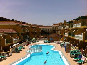Apartamentos Caleta Garden
