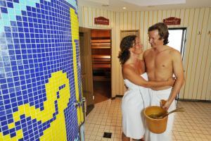 Thermal-Badhotel Kirchler, Hotels  Tux - big - 51