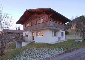 Chalet Dayuma - Apartment - Adelboden