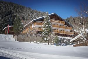 Hotel Alpenrose - Gargellen