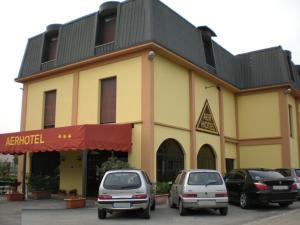 Aer Hotel Malpensa, Szállodák  Oleggio - big - 41