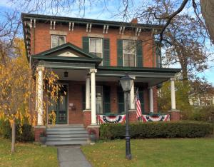 The Gridley Inn B&B, Bed and Breakfasts  Waterloo - big - 51