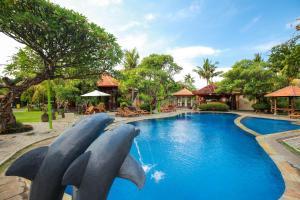 Banyualit Spa 'n Resort Lovina, Resort - Lovina