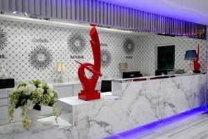 Top High Airport Link Hotel, Bangkok