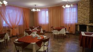Отель Турист, Нягань