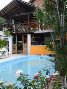 Dell'Osky Residencial, Penzióny  Florianópolis - big - 44