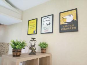 Chongqing Come and Go Freely Youth Hostel, Hostely  Čchung-čching - big - 67