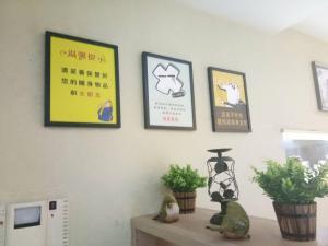 Chongqing Come and Go Freely Youth Hostel, Hostely  Čchung-čching - big - 82