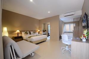 Bali Breezz Hotel, Hotels  Jimbaran - big - 27