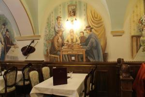 Pension Casa Frieda, Penzióny  Sibiu - big - 22