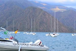 Mendoza Sol y Nieve, Lodges  Potrerillos - big - 38