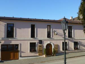 Auberges de jeunesse - Penzion V Podzámčí Litomyšl