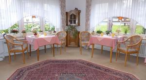 Pension Haus Linden, Гостевые дома  Винтерберг - big - 23