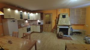 Accommodation in Rzepiska