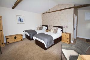 Magpies Lodge, Bed and breakfasts  Slinfold - big - 22
