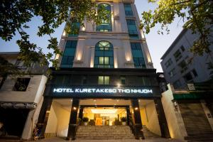 Hotel Kuretakeso Tho Nhuom 84, Hotely  Hanoj - big - 144