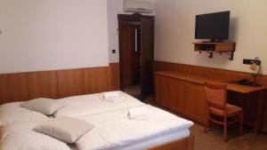 Zámeček Pod Hradem, Hotel  Starý Jičín - big - 60