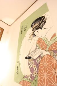 9410 Kyoto inn, Dovolenkové domy  Kjóto - big - 25