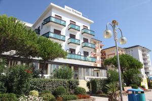 emblème de l'établissement Hotel Tritone Jesolo Lido