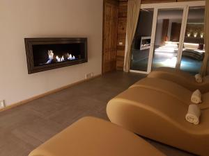 Housemuhlbach Wellness Aquaspa, Апарт-отели  Sappada - big - 158