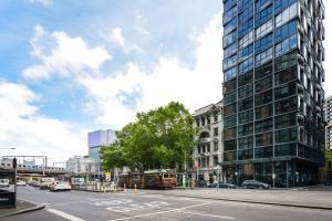 Canvas Suites on Flinders, Apartments  Melbourne - big - 82