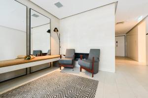 Canvas Suites on Flinders, Apartments  Melbourne - big - 86