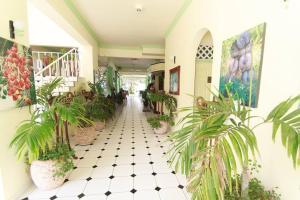 Palm Beach Hotel, Szállodák  Grand'Anse Praslin - big - 68