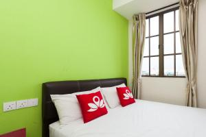 ZEN Rooms Nusajaya - سكوداي