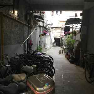 Henry's Apartment - Old French Concession, Apartmanok  Sanghaj - big - 12
