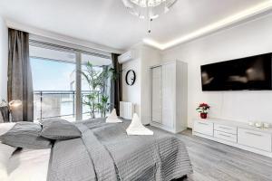 Apartamenty Apartinfo Sadowa, Apartments  Gdańsk - big - 17