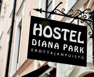 Хостел Hostel Diana Park, Хельсинки