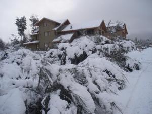 La Roca de la Patagonia, Hostince  Villa La Angostura - big - 26