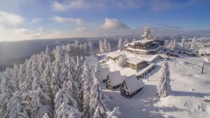 Hotel Plesivec - Abertamy