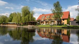 4 hvězdičkový hotel Hotel Strandhaus - Boutique Resort & Spa Lübben Německo