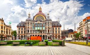 Astoria Hotel Antwerp, Hotely  Antverpy - big - 33