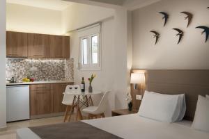 Marianthi Apartments, Aparthotels  Platanes - big - 5