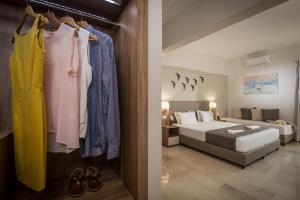 Marianthi Apartments, Aparthotels  Platanes - big - 24