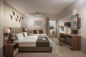 Marianthi Apartments, Aparthotels  Platanes - big - 29