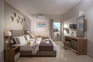 Marianthi Apartments, Aparthotels  Platanes - big - 27