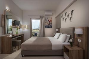 Marianthi Apartments, Aparthotels  Platanes - big - 3