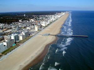 Beach Spa Bed & Breakfast, Bed and Breakfasts  Virginia Beach - big - 108