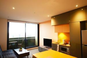 Melbournian Luxury Lifestyle 1BR, Apartments  Melbourne - big - 7