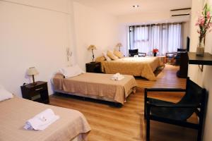 Hotel Interlac, Отели  Вилья-Карлос-Пас - big - 7