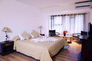 Hotel Interlac, Отели  Вилья-Карлос-Пас - big - 20