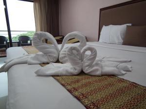 Abricole at Pattaya Hill, Ferienwohnungen  Pattaya South - big - 48