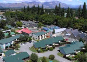 Hanmer Resort Motel - Accommodation - Hanmer Springs