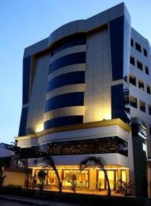 Aroma Classic Days, Hotels  Trivandrum - big - 15