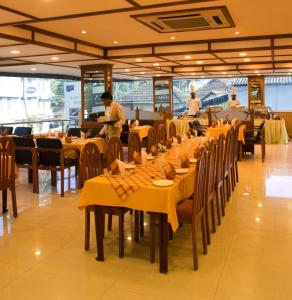 Aroma Classic Days, Hotels  Trivandrum - big - 16