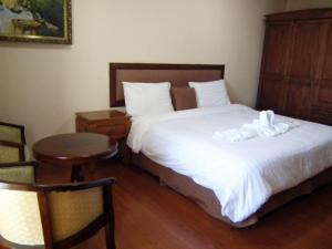 Abricole at Pattaya Hill, Ferienwohnungen  Pattaya South - big - 35